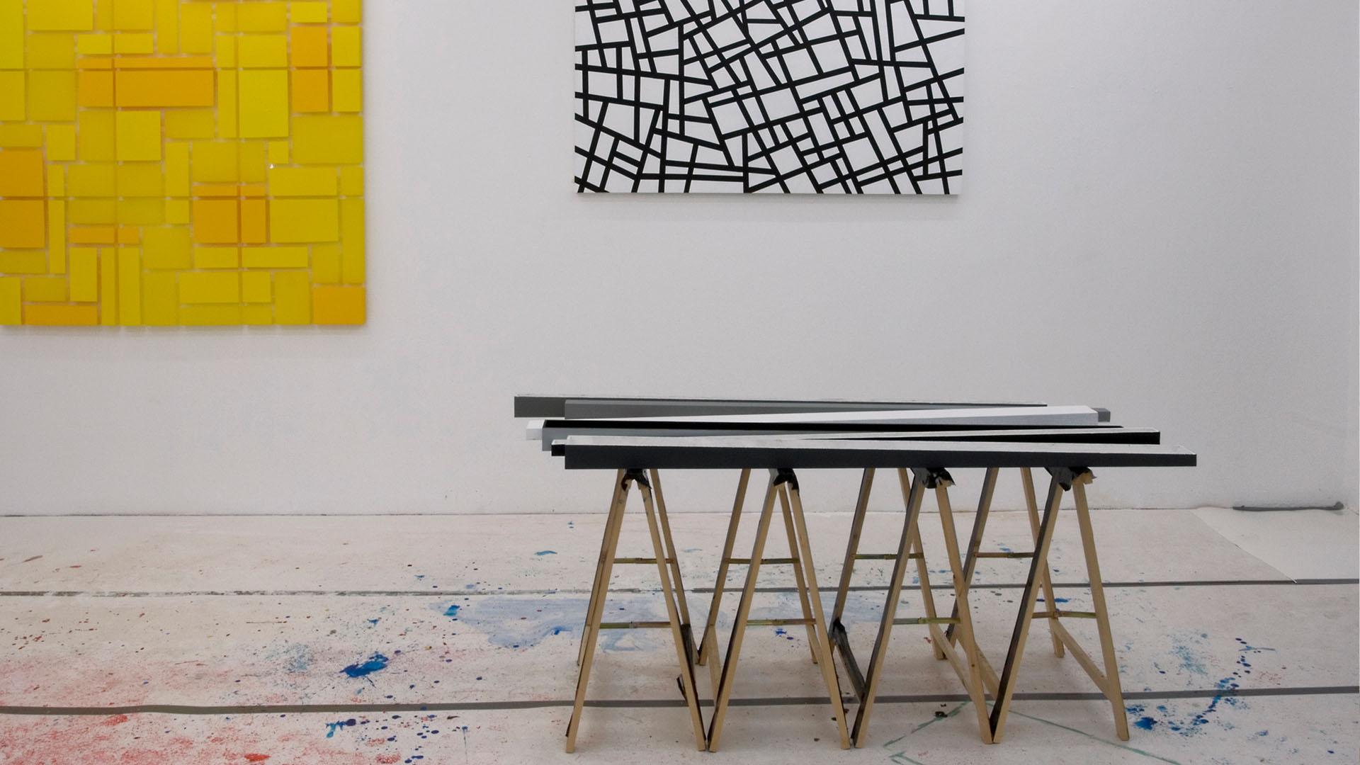 Atelier Ruschenstraße, 2019