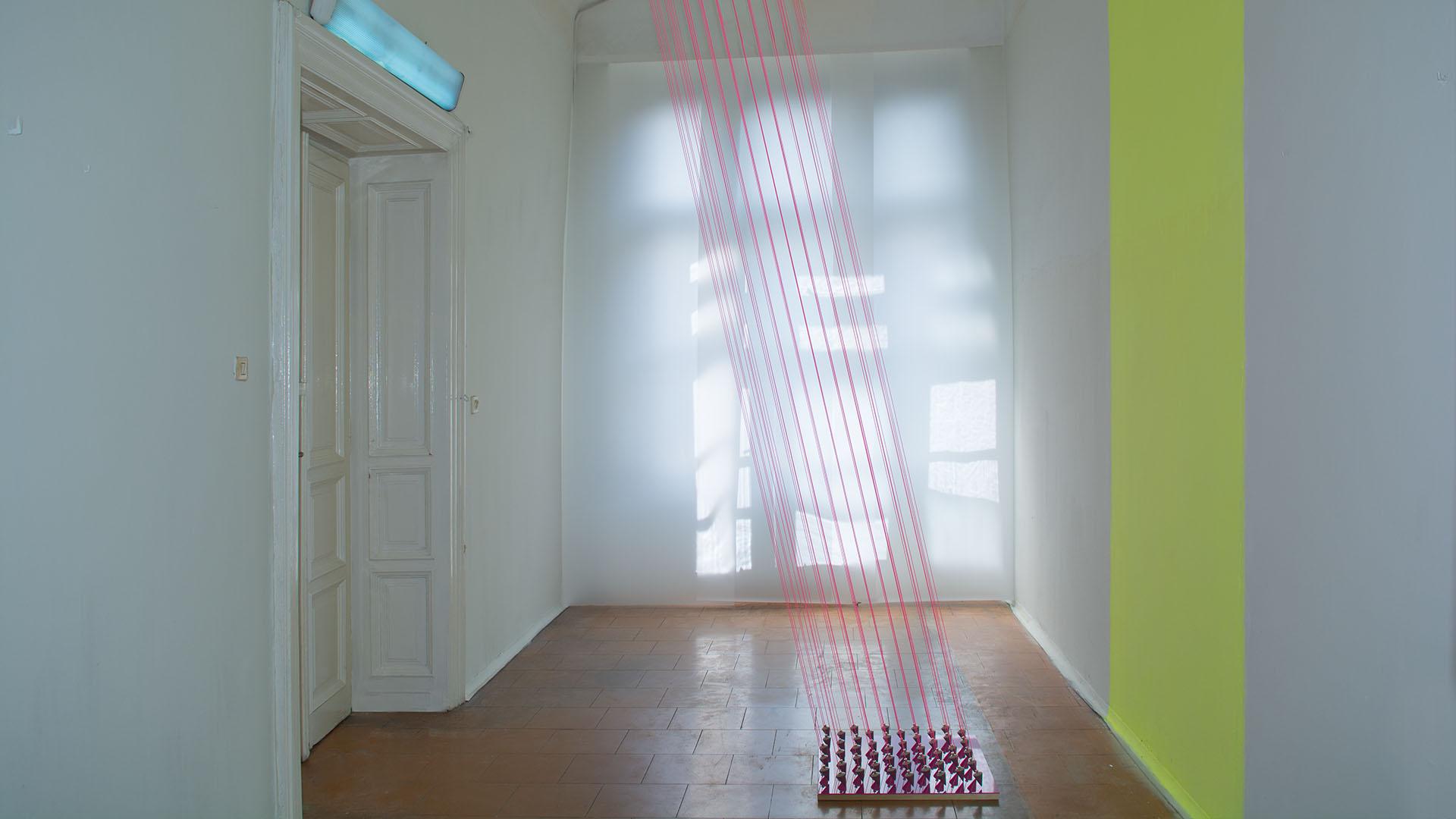 Perpendicular, Ausstellung Biennale Krakau, 2016